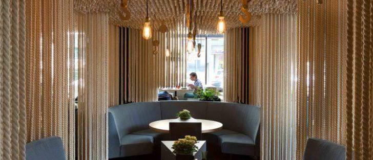 Креативні ресторани України | Топ 5 незвичайних дизайнів