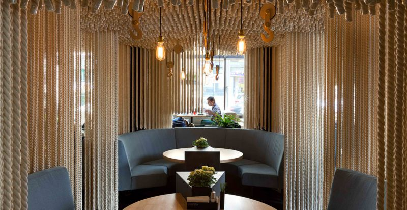 Креативні ресторани та кафе України | Топ 5 незвичних дизайнів