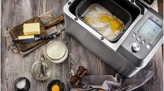 Рецепт супер тіста в хлібопічці на олії