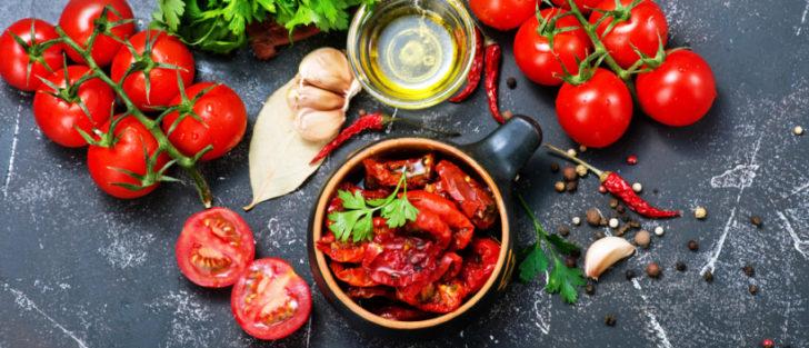 В'ялені томати (помідори) в електросушарці в домашніх умовах