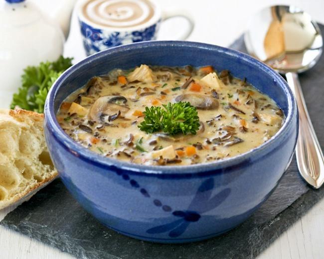 Ресторанні рецепти зимових супів