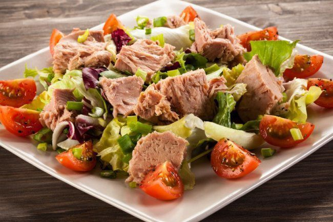 Святкові салати без майонезу