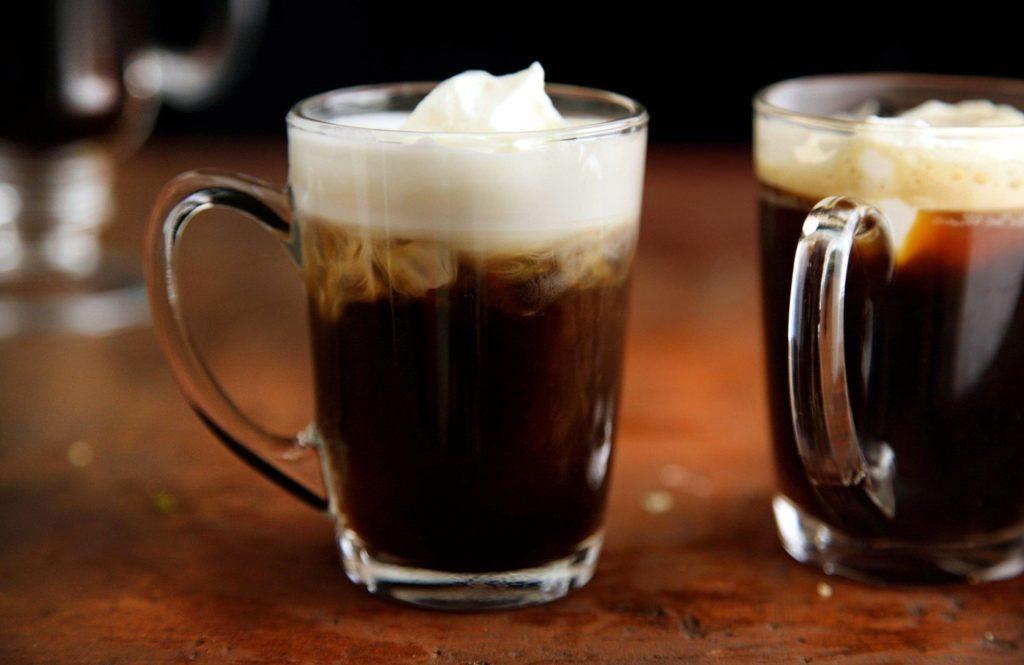 Ірландська кава з корицею