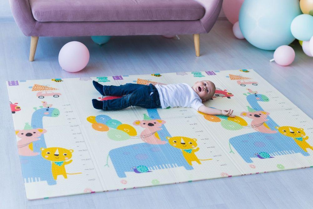 Ігрові килими, подарунки для дитини на 3 роки