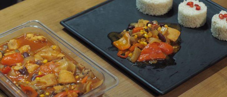 М'ясний соус до спагетті, картоплі, рису | Овочеве рагу з індички