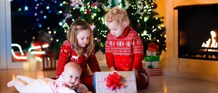 Що подарувати дитині на Новий рік | Подарунки для дітей