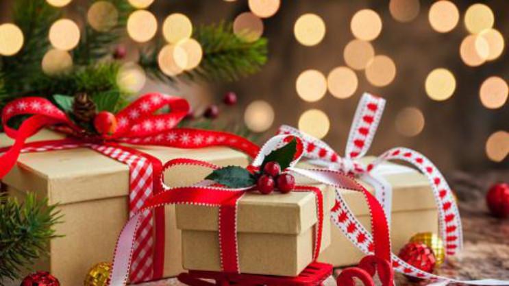 Подарунки на Новий рік для дітей