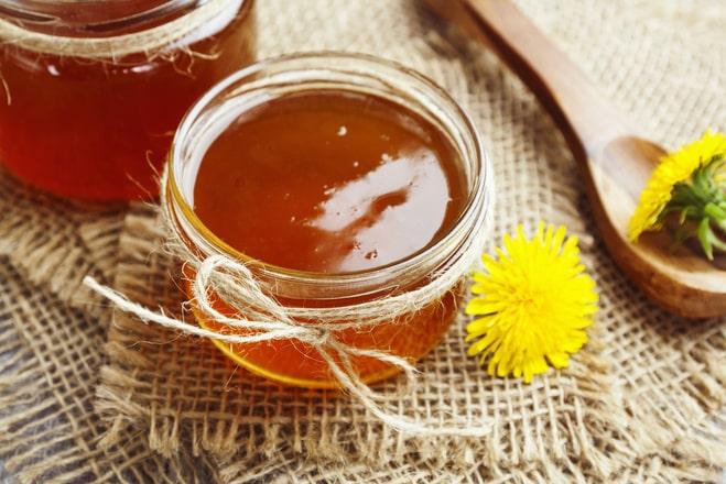Рецепт меду із кульбаби