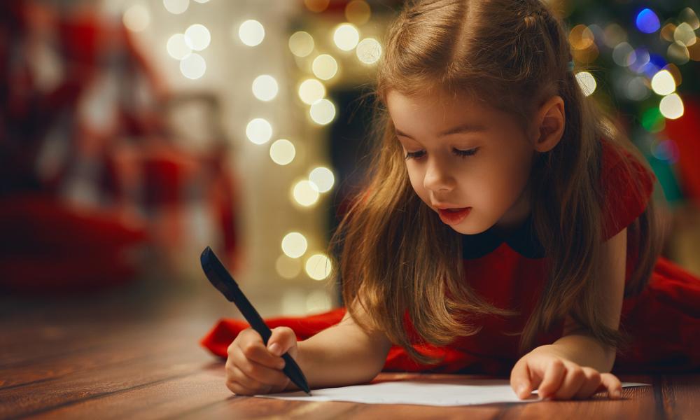 Що подарувати дитині на новорічні свята