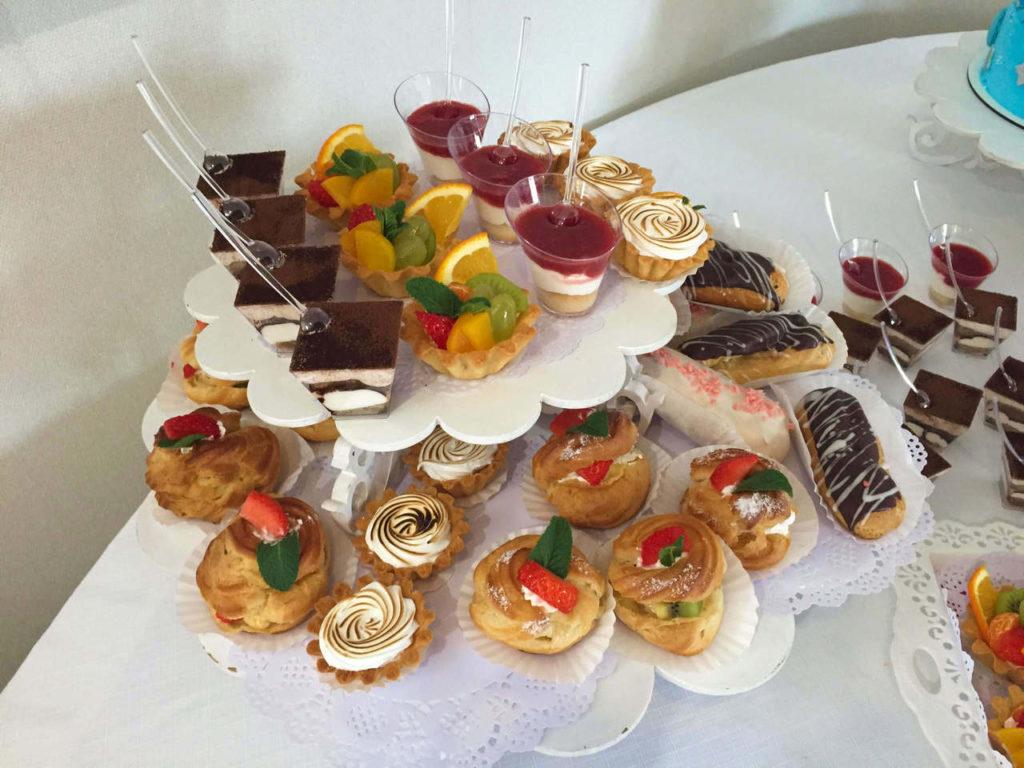 Солодкий стіл: десерти для дітей на день народження