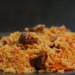 Ферганський плов з рисом басматі | Рецепт на вогні