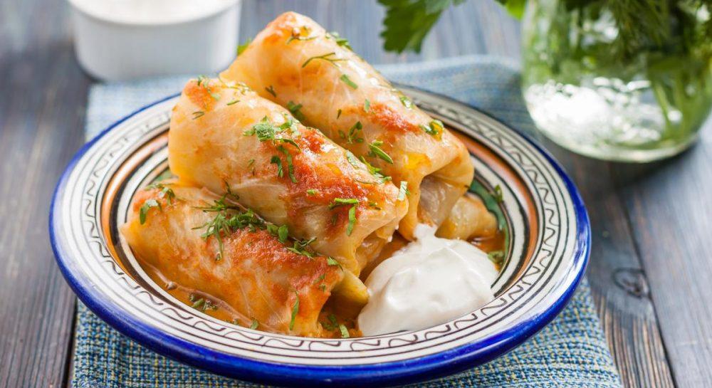 Голубці з картоплі | Рецепт в мультиварці VS духовці