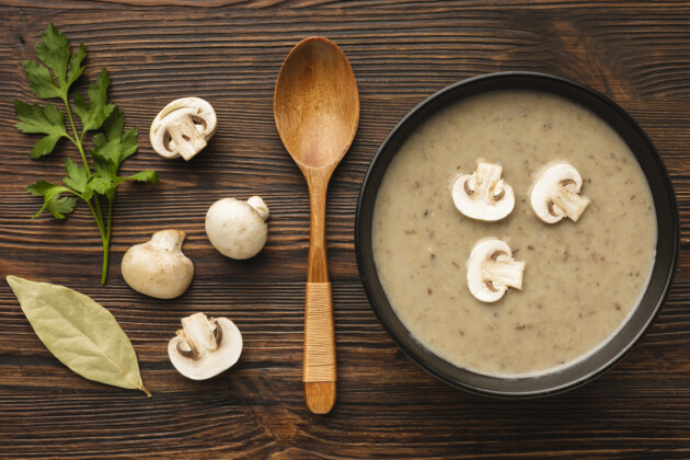 Як приготувати підливу з грибів