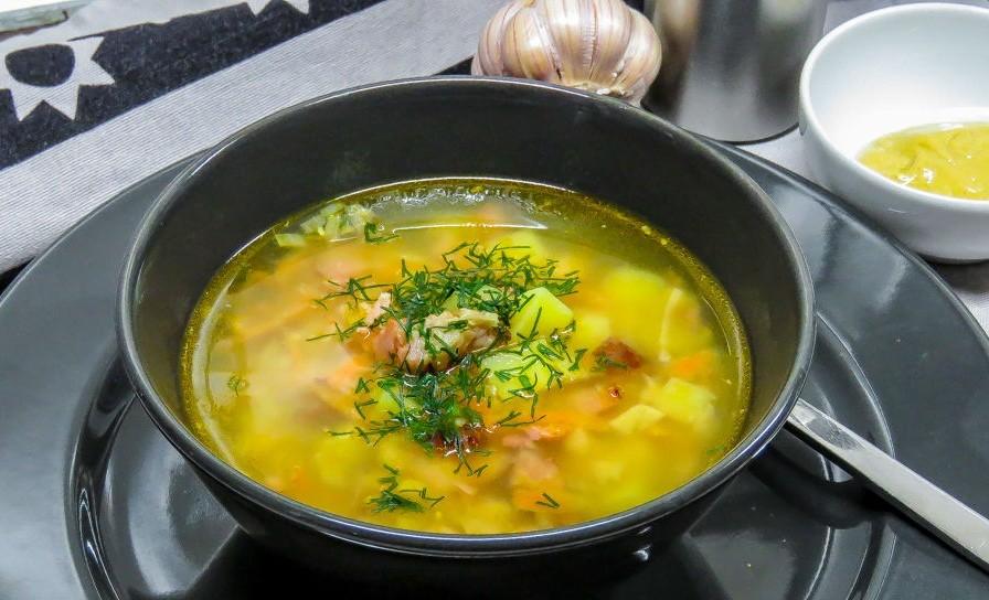 Співвідношення води й гороху на суп?