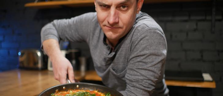 Шакшука — яєчня по-єврейськи | Класичний рецепт