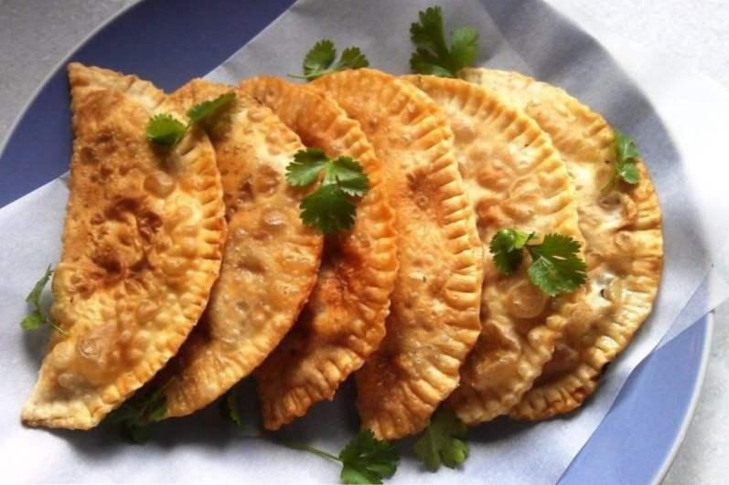 Рецепти тіста на чебуреки