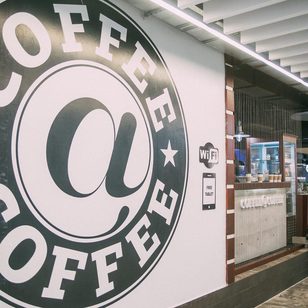 """Кав'ярня """"COFFEE@COFFEE"""""""
