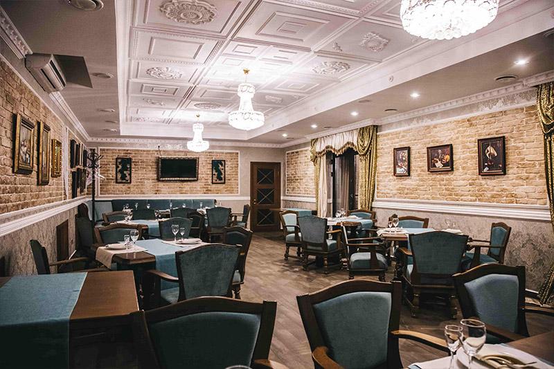 Ресторан Maximus