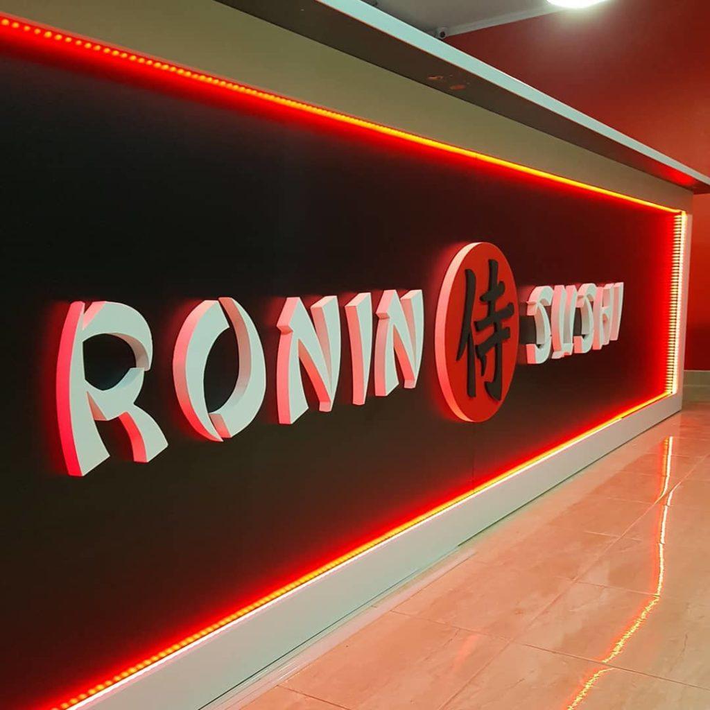 Ресторан Ronin sushi