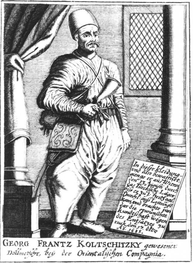Юрій Франц Кульчицький