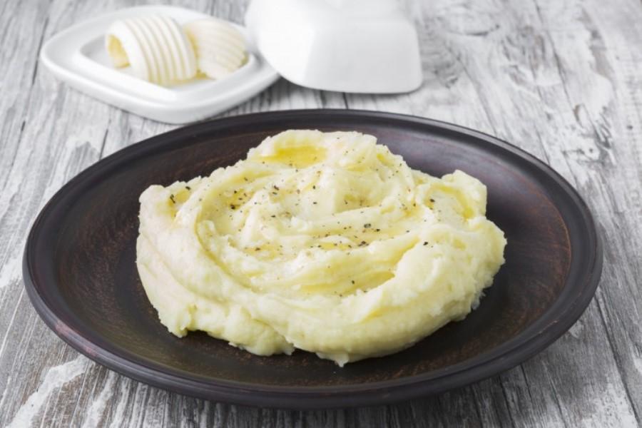 10 варіантів картопляного пюре
