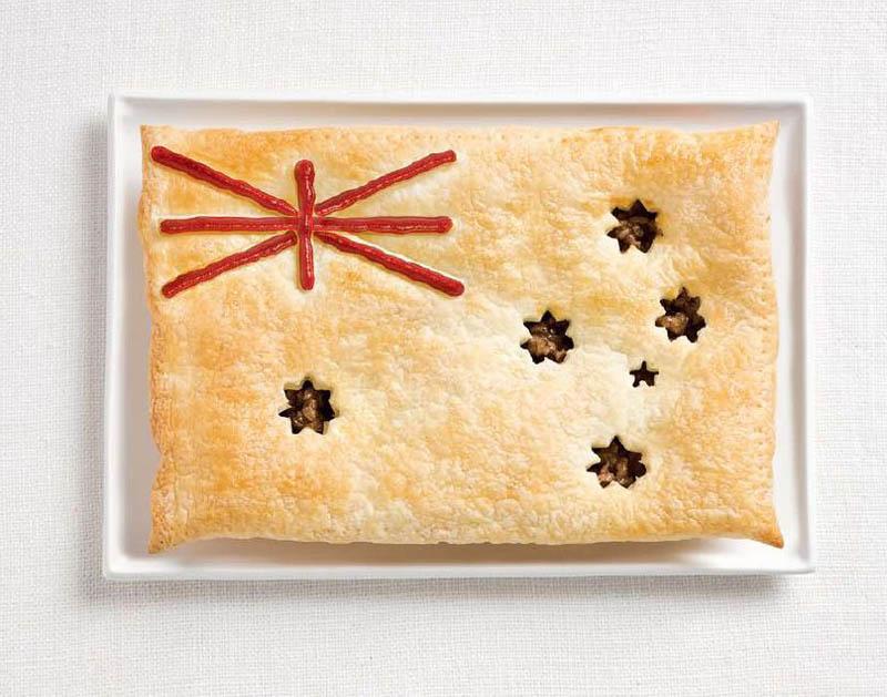 М'ясний пиріг і соус (Австралія)