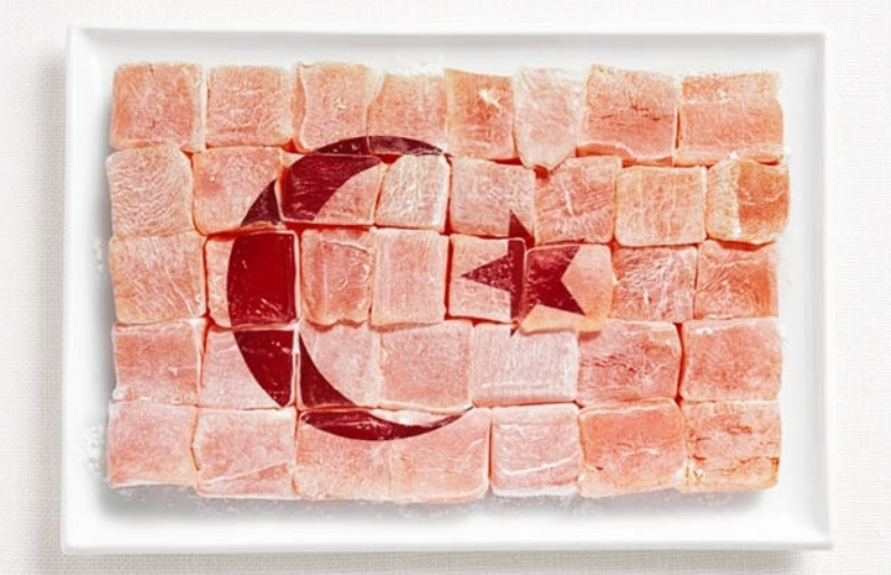 Рахат-лукум (Туреччина)