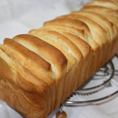 італійський хліб гармошка