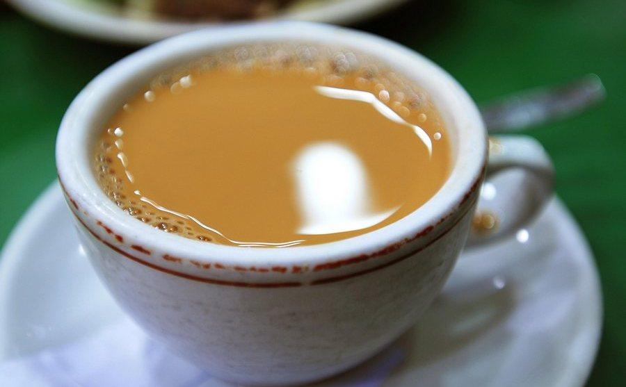 тібетський чай з молоком