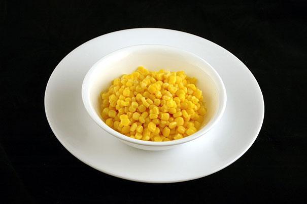 консервована кукурудза