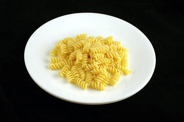 варені макарони
