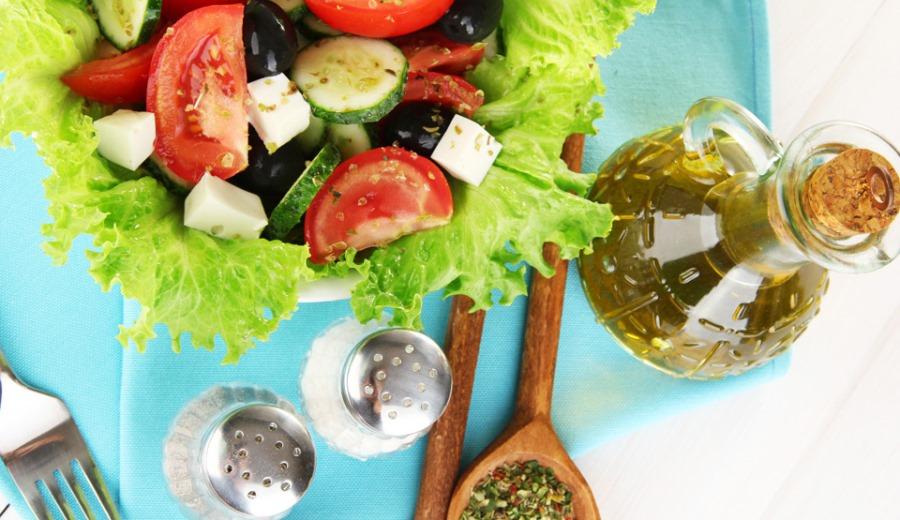 5 літніх салатів
