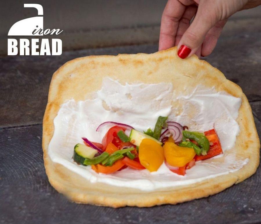 хліб з-під праски