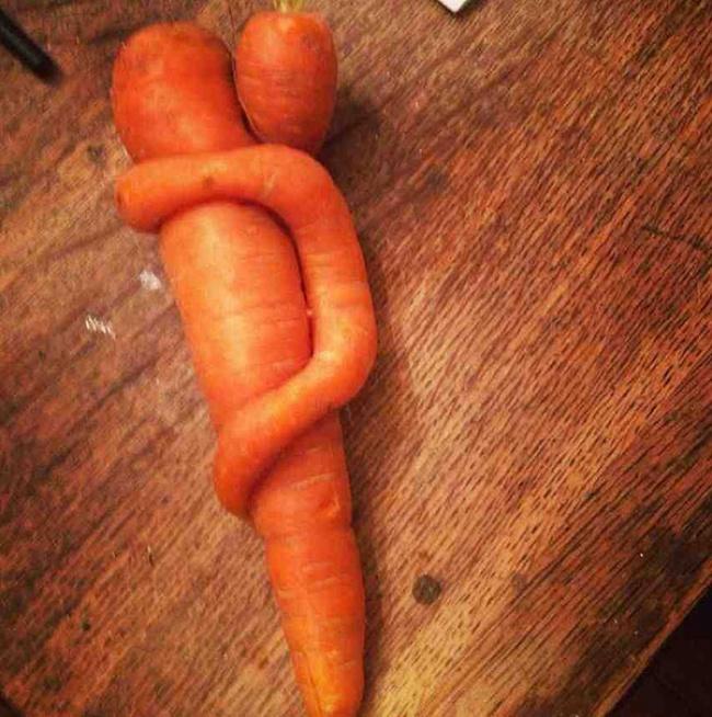морква і морквенятко