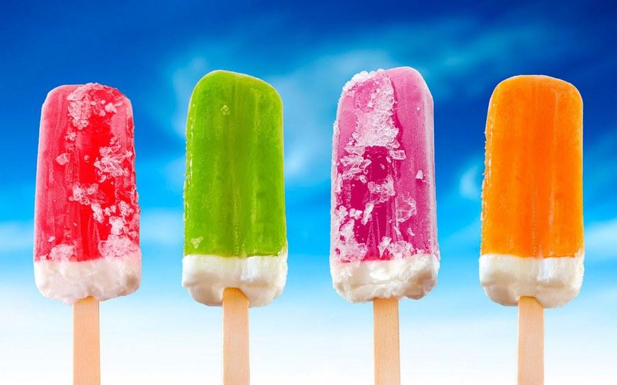 як вибрати морозиво