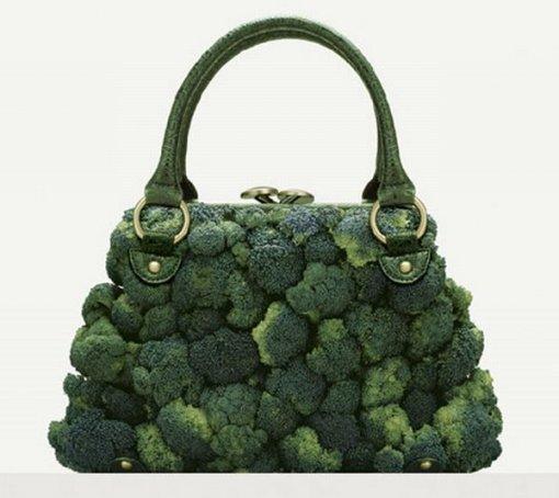 сумка Брокколі