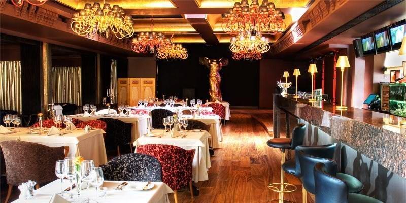 """Дніпропетровськ і ресторан """"Coast Restaurant & Lounge"""""""
