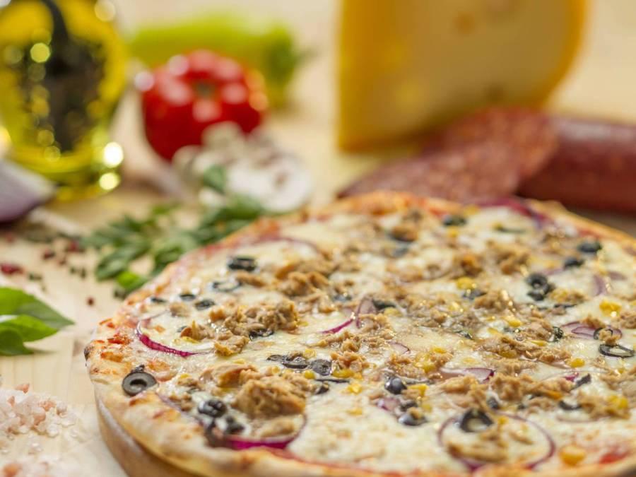 Німеччина піца