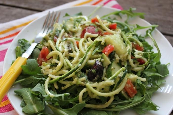 пісний салат