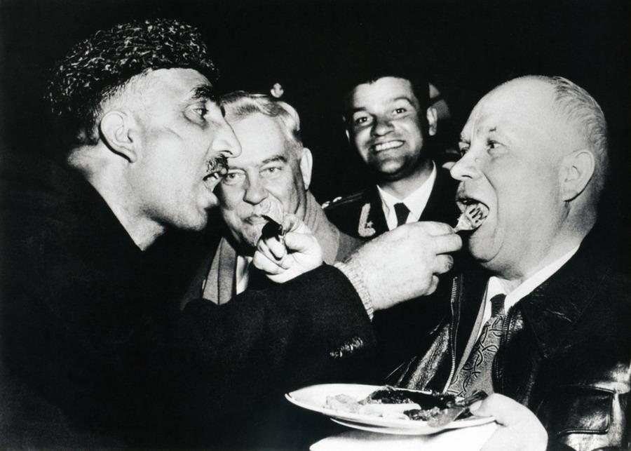 Хрущов любив поїсти
