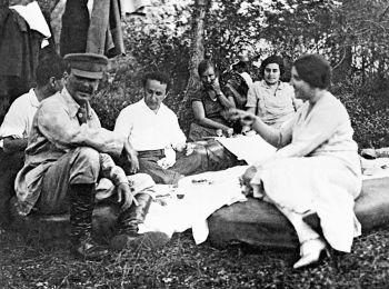 Сталін пікнік
