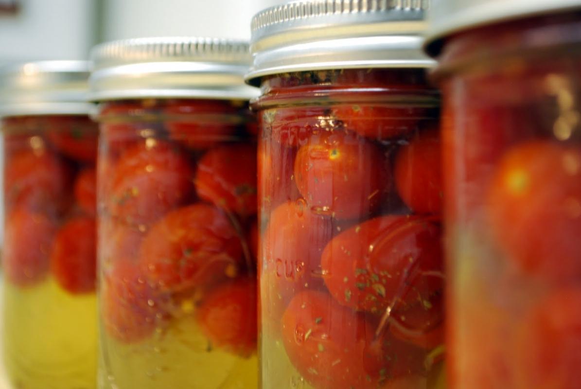 помідори в желе