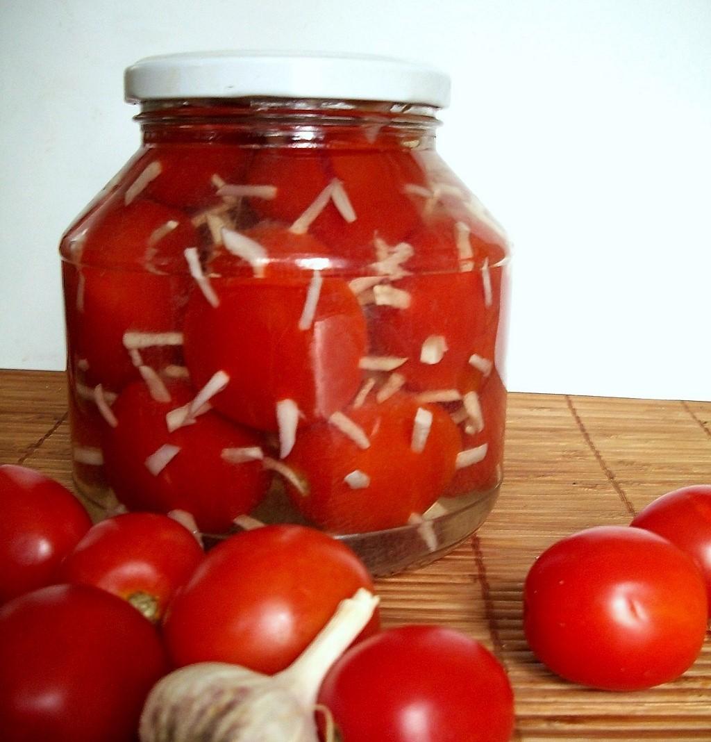 помідори їжачки