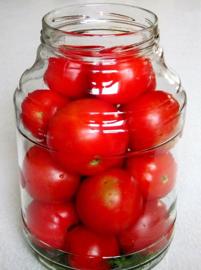 помідори консервовані всуху