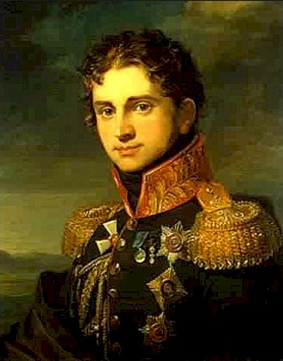 Олександр Строганов