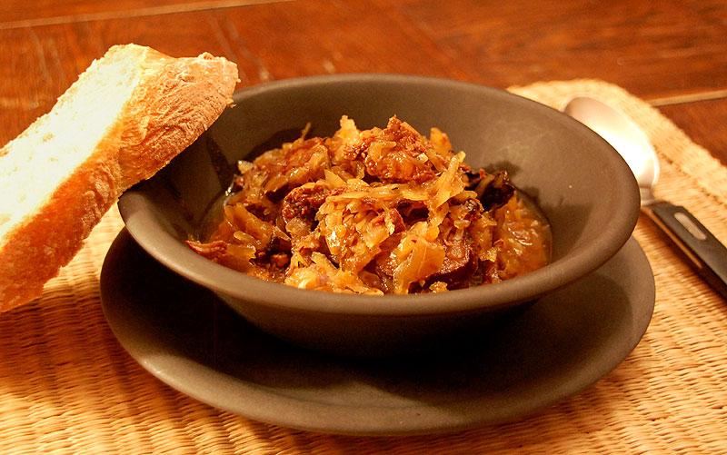 Вісім популярних страв світу, які колись їли тільки бідні. Бігос
