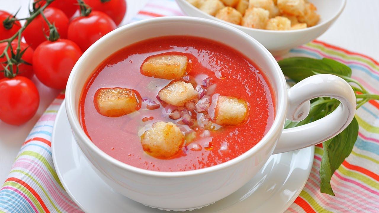 Вісім популярних страв світу, які колись їли тільки бідні. Гаспачо