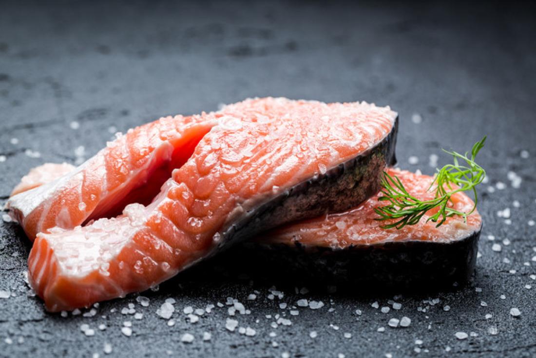 Як правильно солити рибу