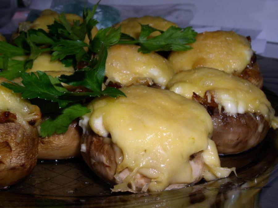 Маринованные грибы в духовке рецепты с фото