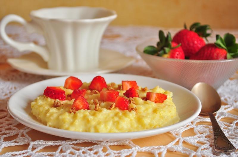 сніданок школяра молочна каша